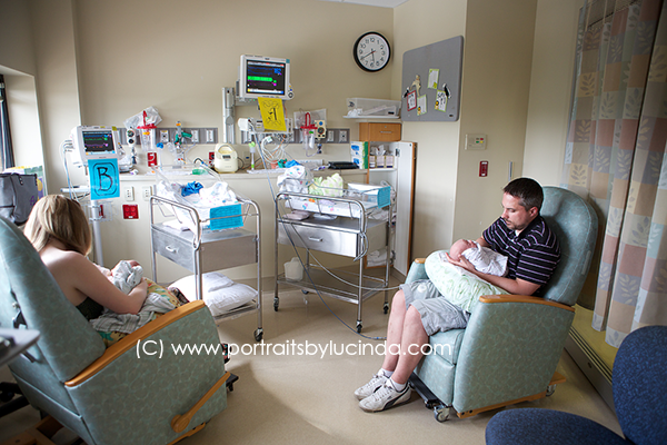 NICU photos, triplets, Complimentary NICU photography, portraits by lucinda, best newborn photographer kansas city, olathe, overland park, multiples newborn session, premature triplets, MoMo twins, Overland Park Regional Medical Center, lifestyle family session