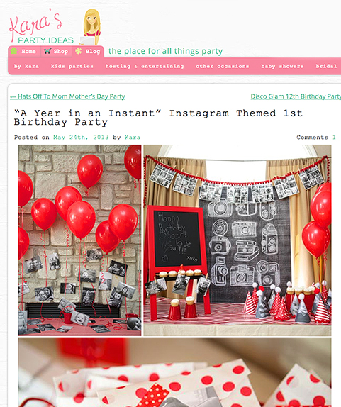Best Kids Birthday Photographer Karas Party Ideas Portraits By Lucinda Creative