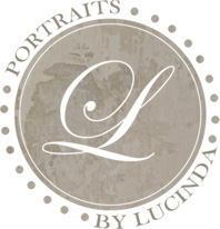 Portrait and Weddings by Lucinda Logo